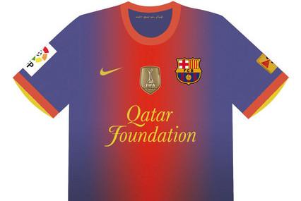 FC Barcelona  View the New Barcelona Kit for 2012-13  298e9c4df