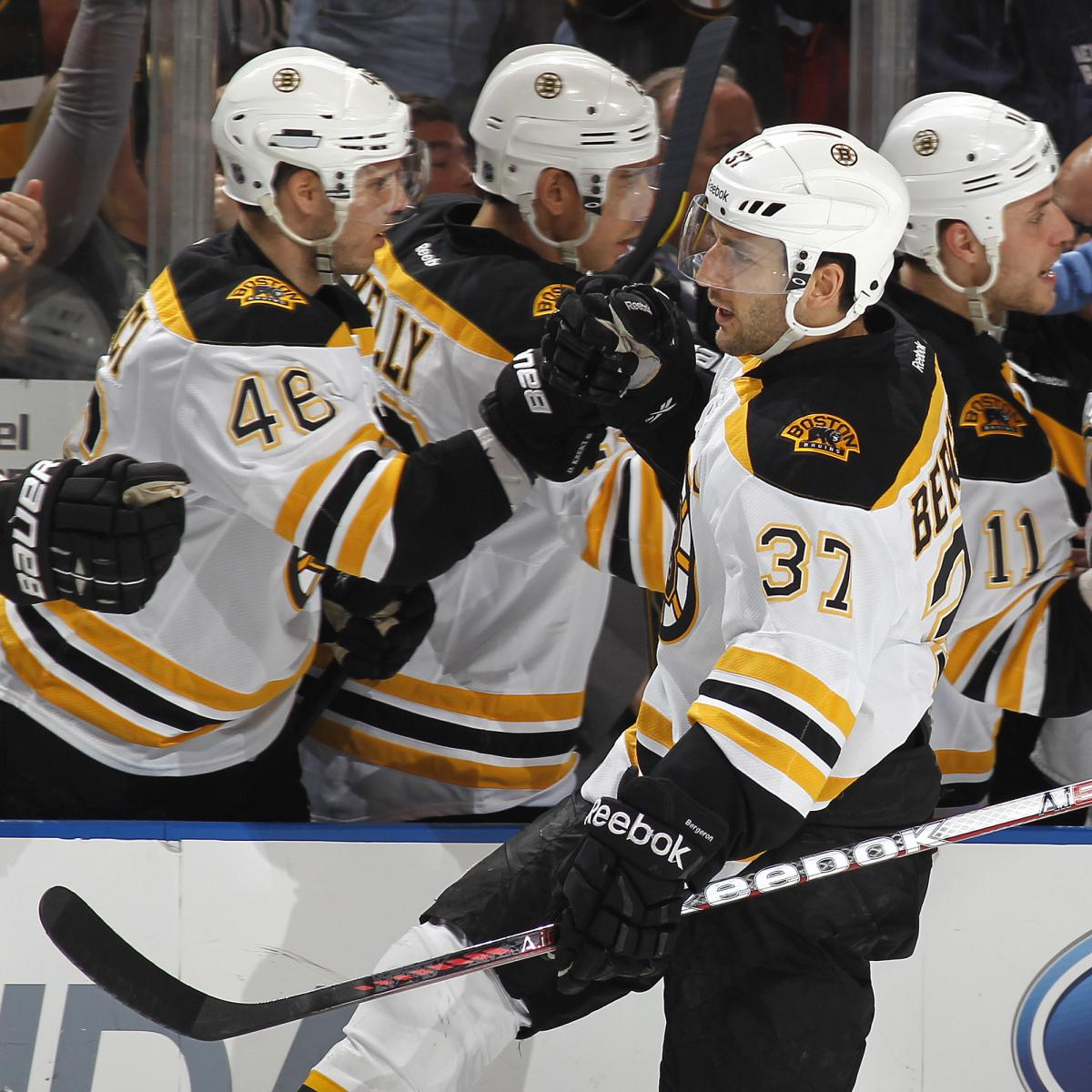 3 Reasons Why The Boston Bruins Are The Best Team In The