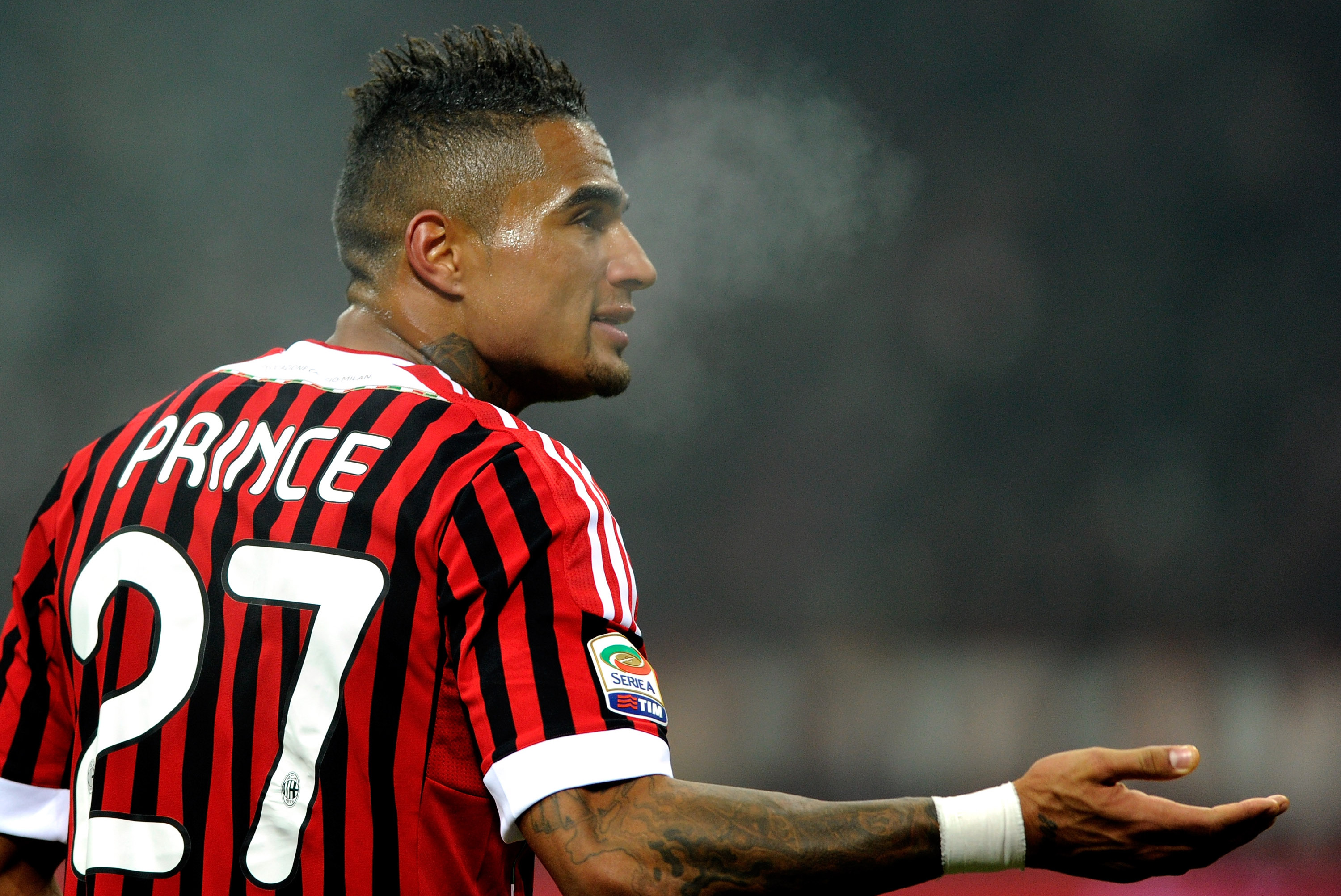 Kevin-Prince Boateng: AC Milan Star Allegedly Sidelined by Bedroom Exploits | Bleacher Report | Latest News, Videos and Highlights