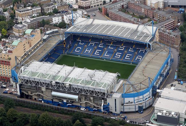 Ranking the 20 Premier League Stadiums | Bleacher Report ...