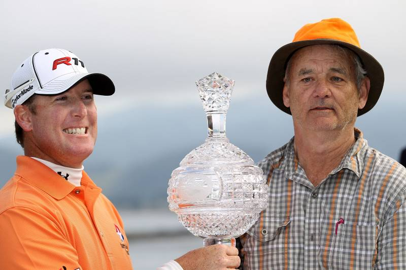 Pebble Beach National Pro-Am Golf 2012: Tee Times, Date and