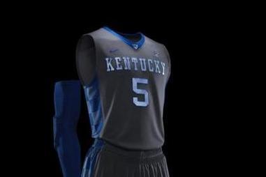 pretty nice 8322d 948e1 Kentucky Basketball Platinum Jerseys: Grading the Wildcats ...