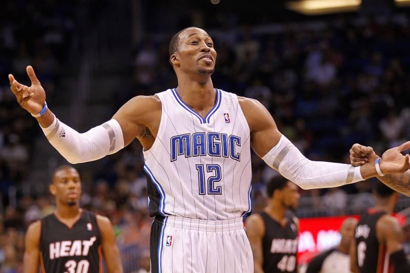 Dwight Howard Trade Rumors  Are the Chicago Bulls Now on His Wish List  49ab65ff6