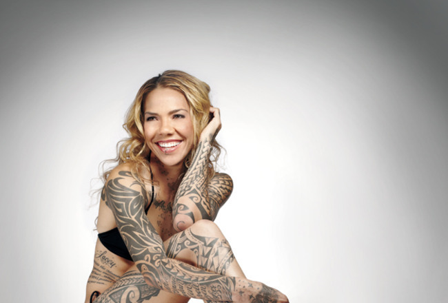 45017cb19 The Most Tattooed Athletes   Bleacher Report   Latest News, Videos and  Highlights