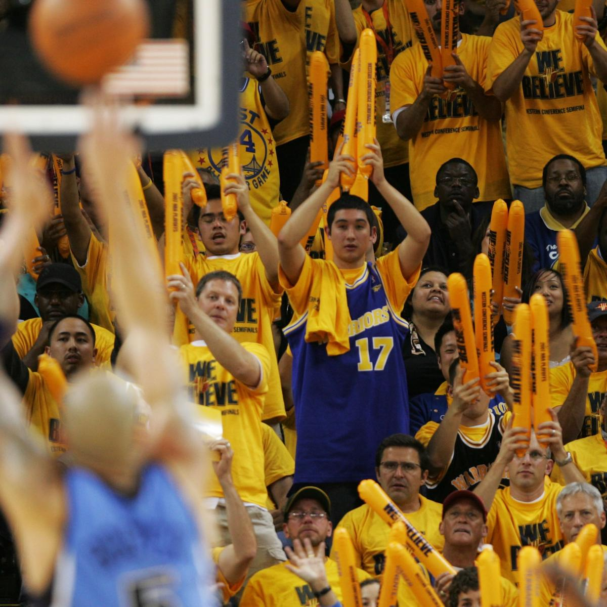 Warriors Movie Clips: NBA: Are Golden State Warriors Fans Most Obsessive Fanbase