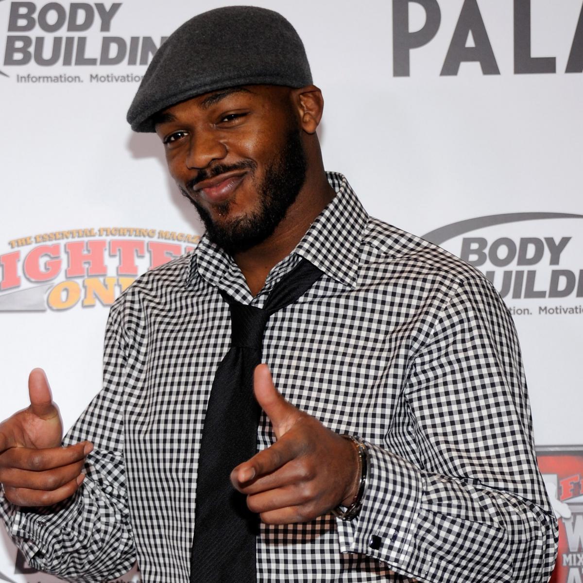 UFC Undisputed 3: Jon Jones And More MMA Superstars Who