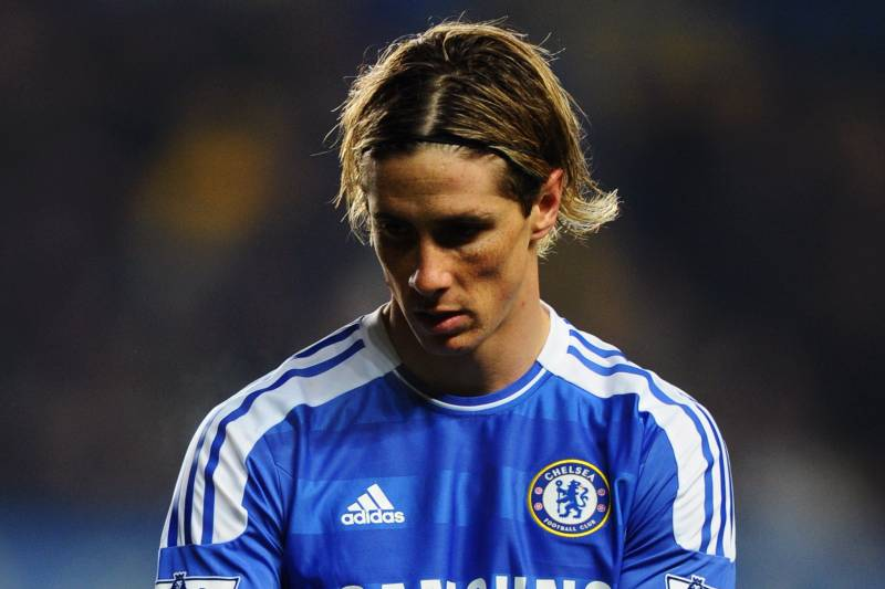 huge discount 62881 20018 Player Profile: Whatever Happened to Fernando Torres ...