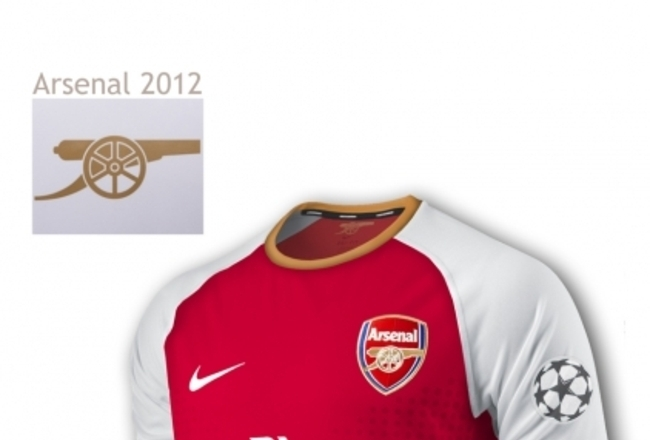 best sneakers 9aad2 ec3ba Arsenal FC: Top 10 Fantasy Kits for the Club | Bleacher ...