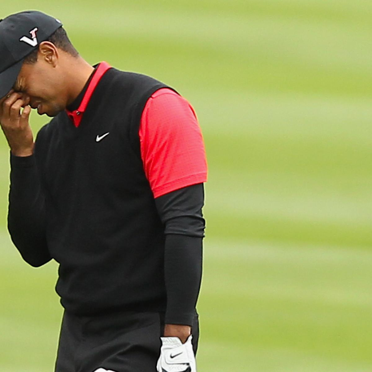 Tiger Woods at Pebble Beach: Phil Mickelson Shoots 64 ...