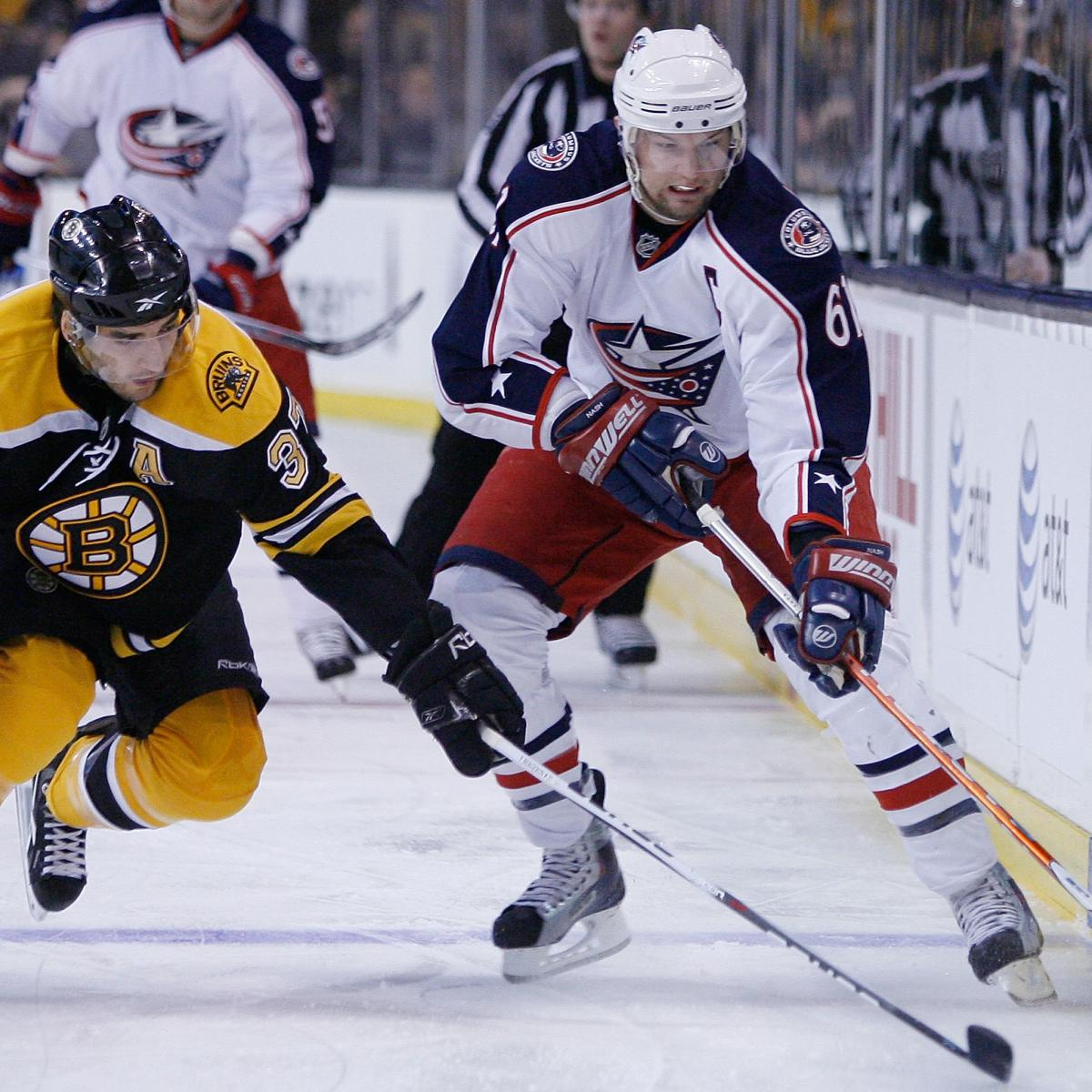 Boston Bruins Trade Rumors: Does Nathan Horton Injury
