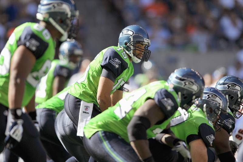 best loved ca18f 7ca03 Seattle Seahawks: Will New Uniforms Delight, Distract, or ...