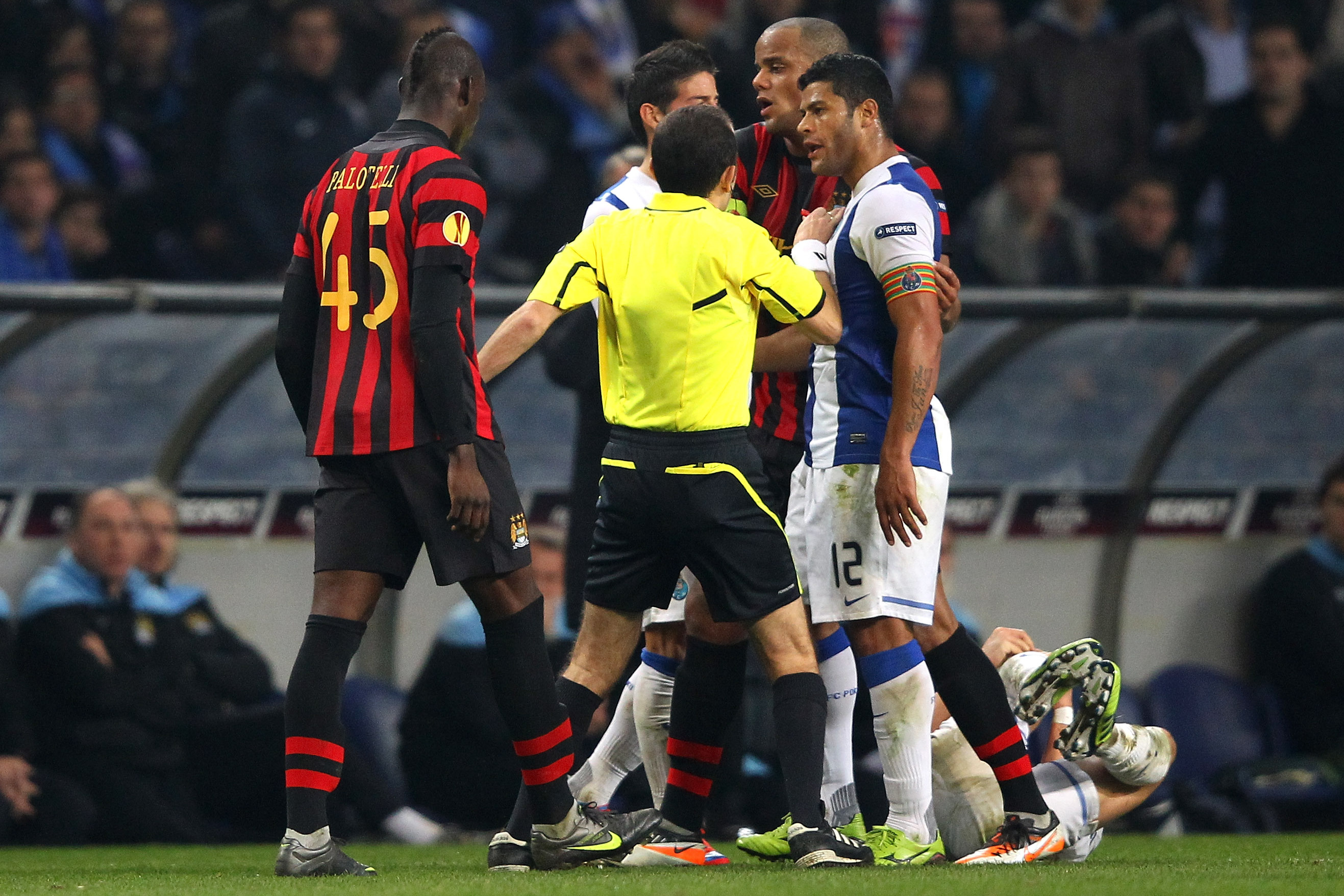 Manchester City Vs Porto Uefa Complaint A Slap In The Face Of Race Relations Bleacher Report Latest News Videos And Highlights