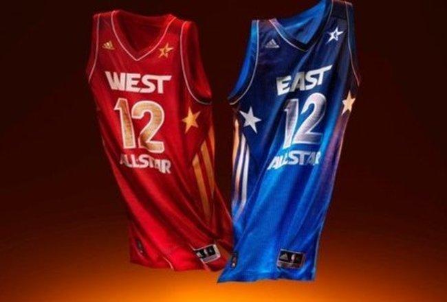 past nba all star jerseys