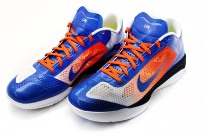 96245b5500fe Breaking Down Jeremy Lin s Nike Zoom Hyperfuse Low iD All-Star Shoes ...