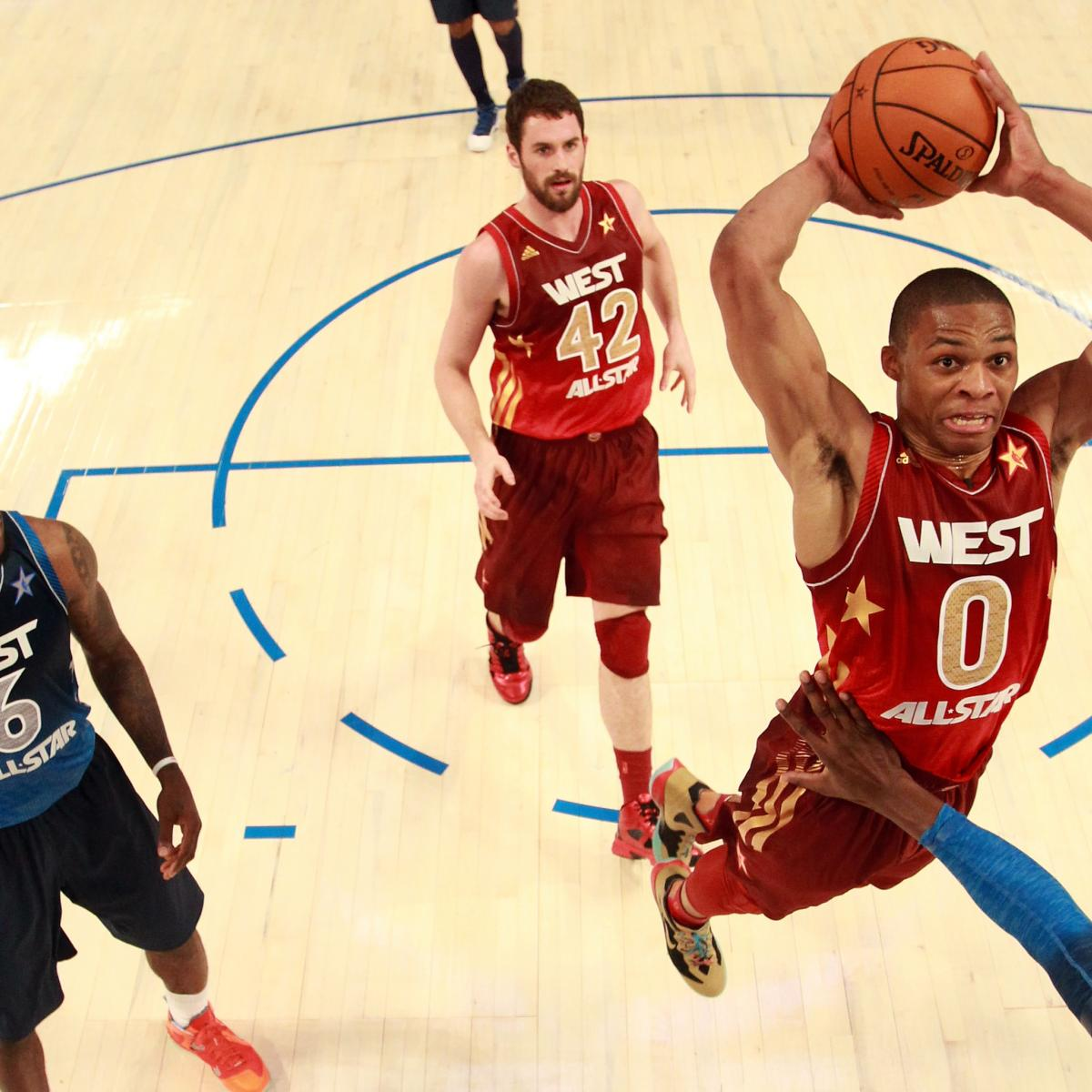 Kevin Durant Wants To See Lebron James Derrick Rose In All Star Dunk Contest Bleacher Report Latest News Videos And Highlights