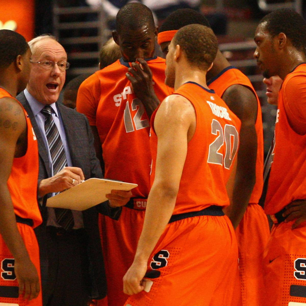 Syracuse Basketball: Breaking Down the 'Cuse Half-Court ...