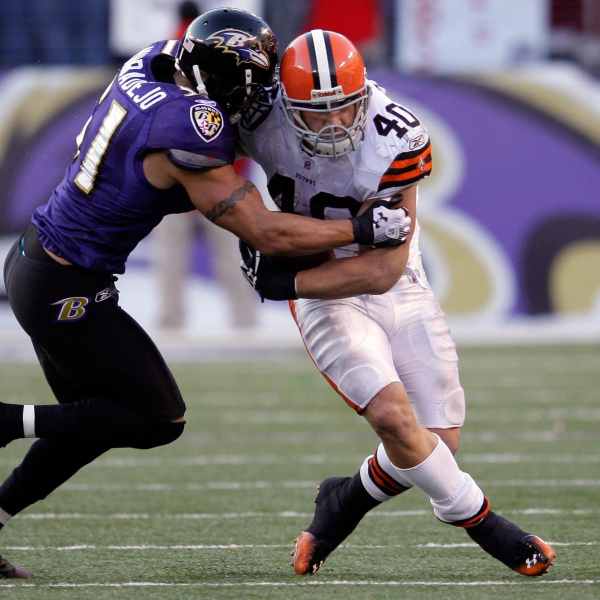 2012 NFL Free Agents: Baltimore Ravens Lose If Brendon