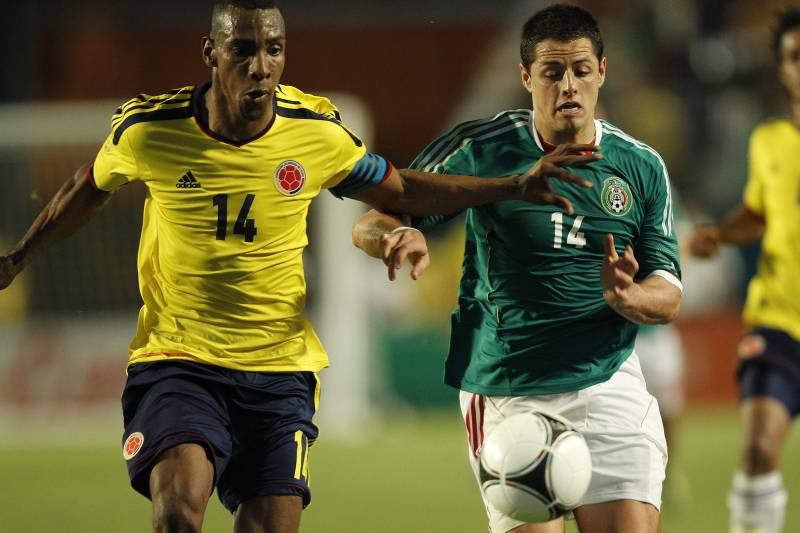 Mexico Vs Colombia A Disappointing Showing Of Unused Potential
