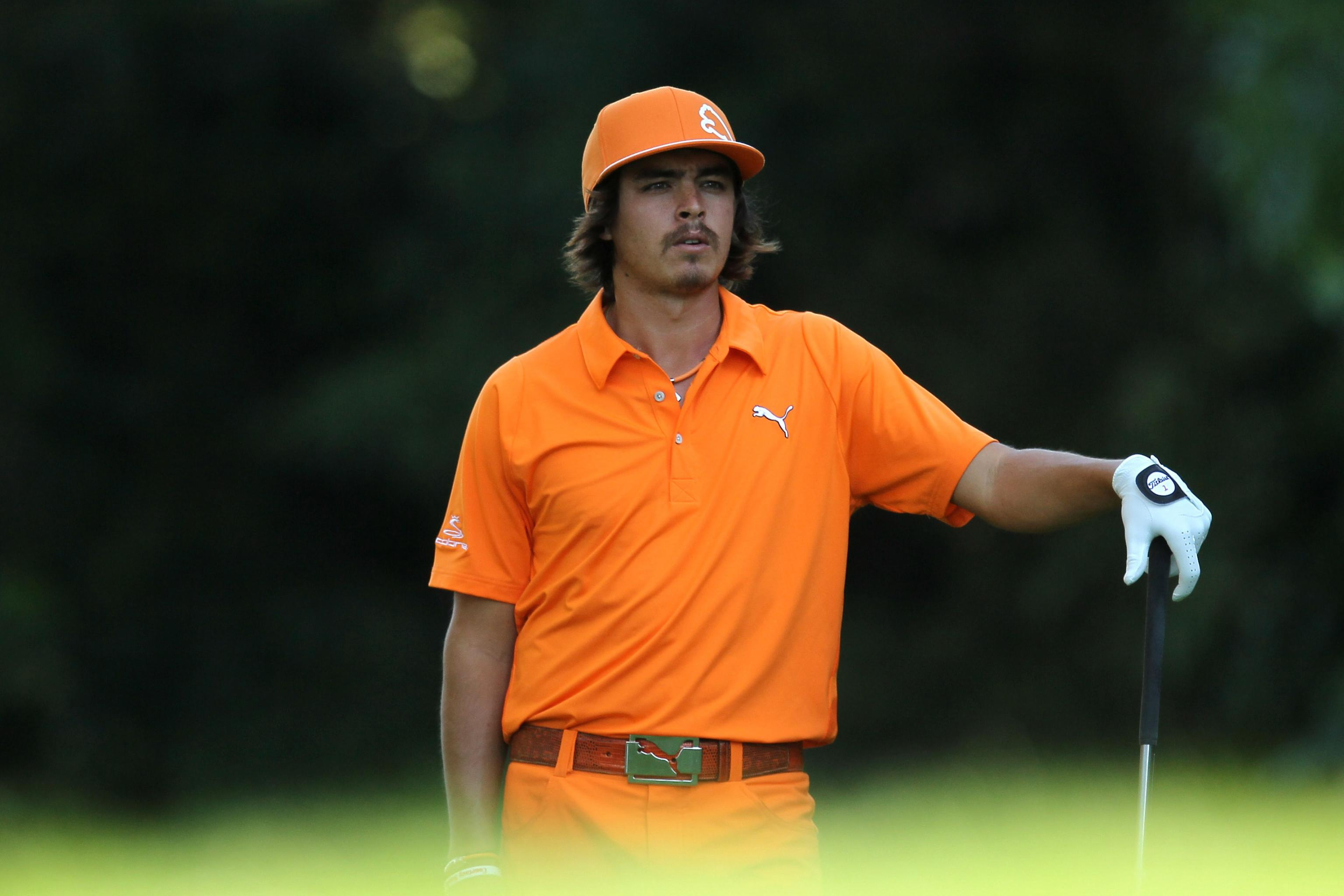 "PGA Tour: OH, OH, OH, Where's ""Golf Boy"" Rickie Fowler? 