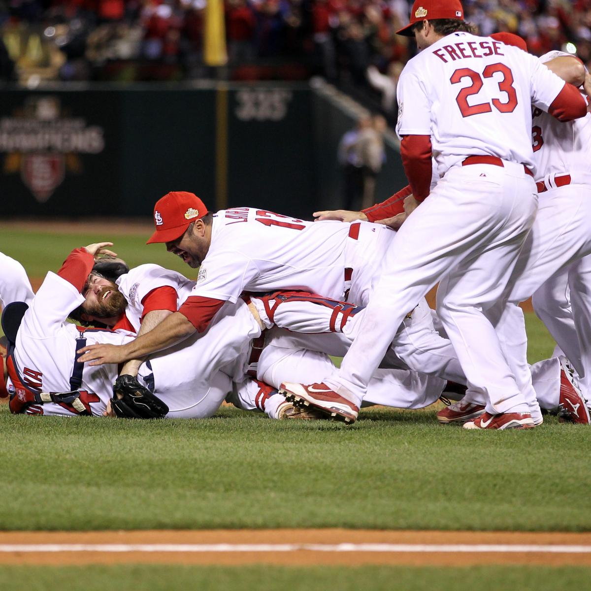 MLB: New Playoff Format Will Increase Player Salaries   Bleacher Report   Latest News, Videos ...