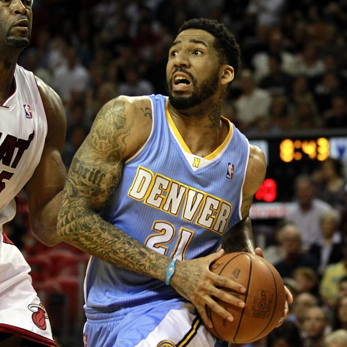 NBA Rumors: Denver Nuggets Can't Let Wilson Chandler Head