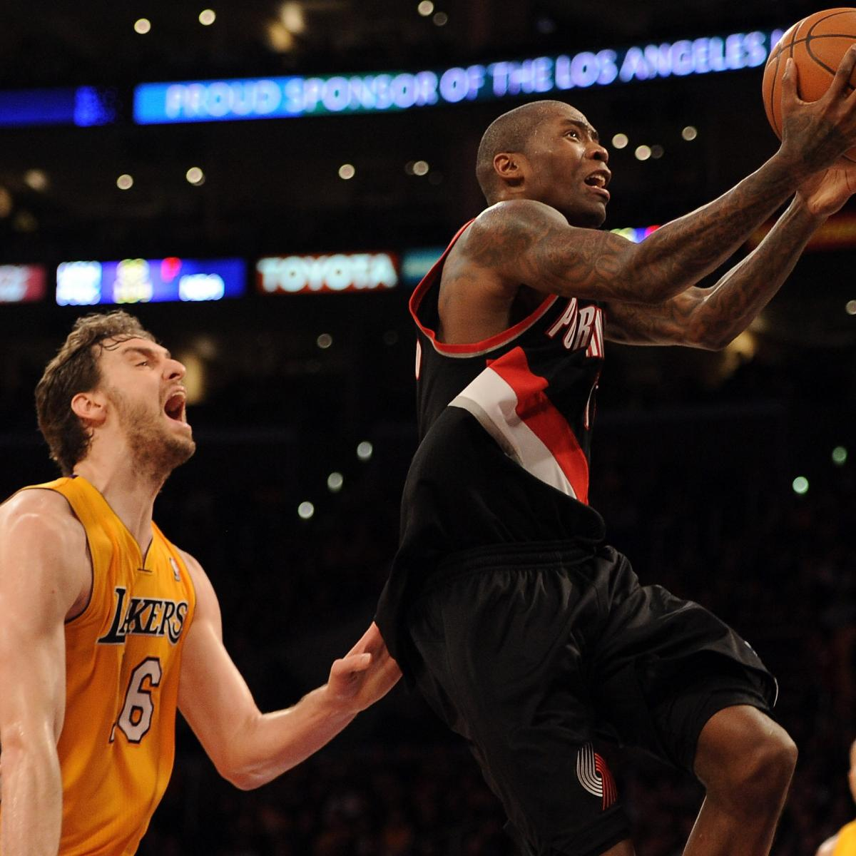 NBA Trade Rumors: Jamal Crawford Would Be Perfect Fit For
