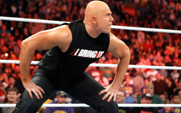 WrestleMania 28: Miz to Be Involved in Rock vs. Cena? | Bleacher Report |  Latest News, Videos and Highlights