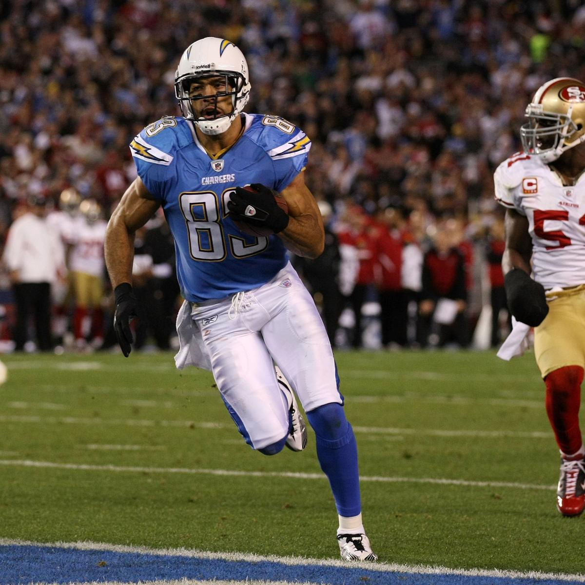 San Diego Chargers Cap Space: 2012 NFL Free Agency: Tampa Bay Buccaneers Expected To