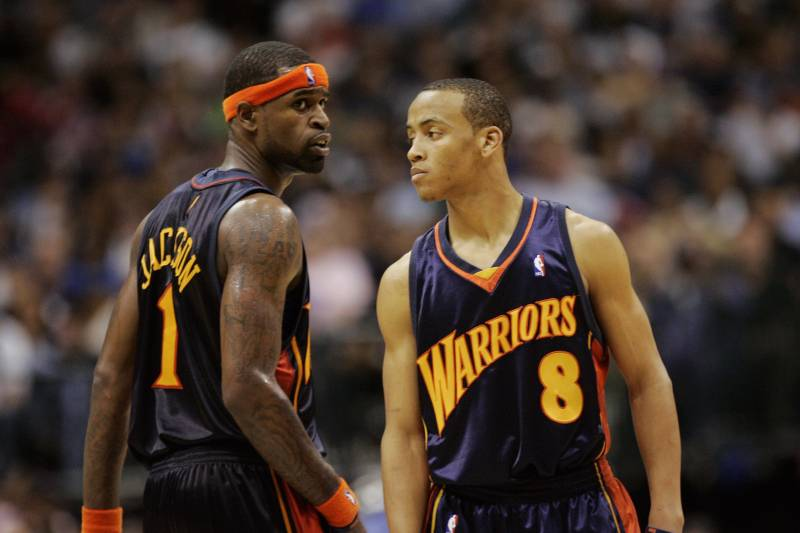 cheap for discount f8f7e 195ad NBA Trade: Warriors Send Monta Ellis to Bucks for Andrew ...
