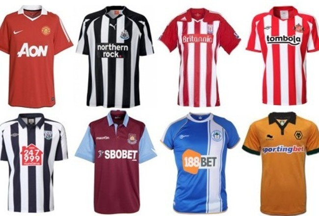 new arrivals 5e196 45760 Ranking the 20 English Premier League Home Team Jerseys ...