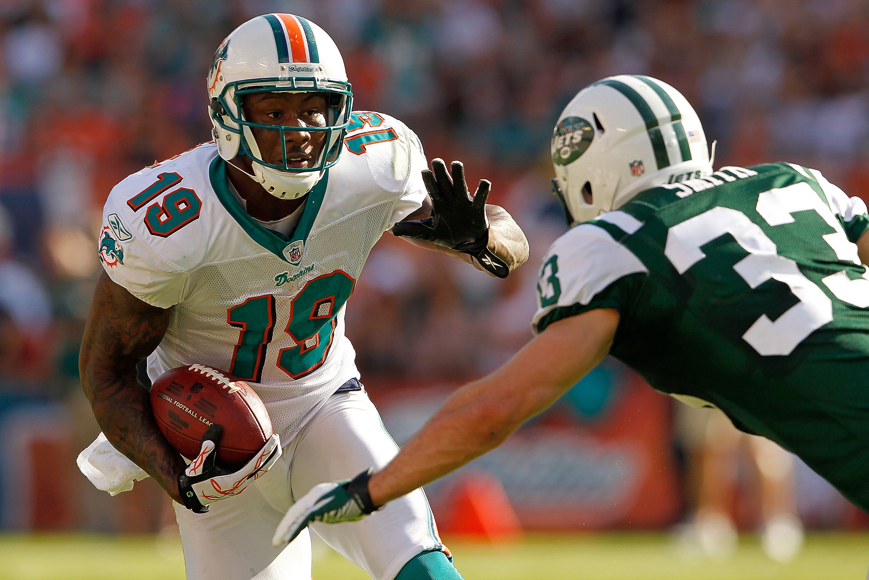 separation shoes 07512 191bf Why Brandon Marshall Incident Proves Dolphins Fleeced Bears ...