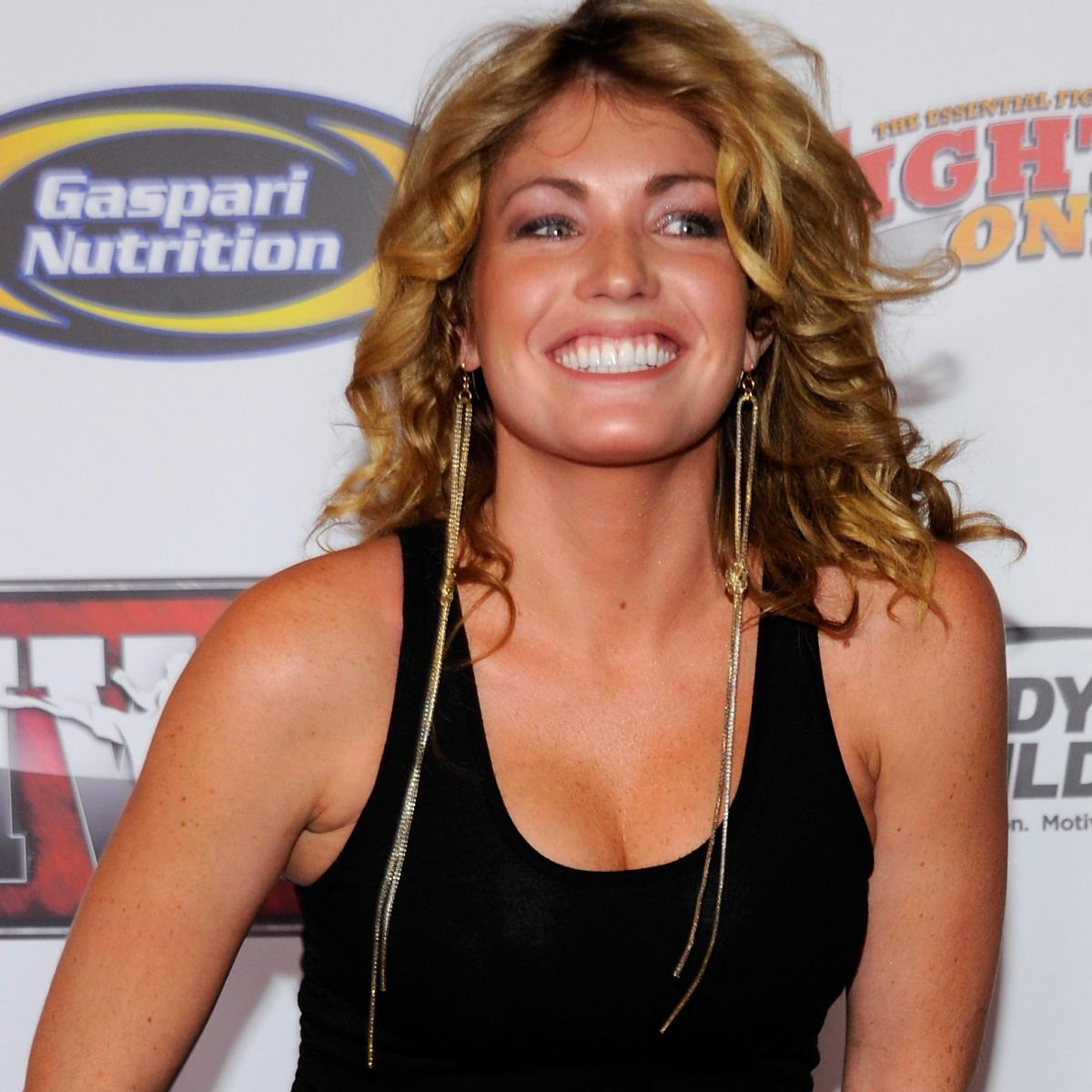 Ex-UFC Ring Card Girl Natasha Wicks Takes Her Talents To