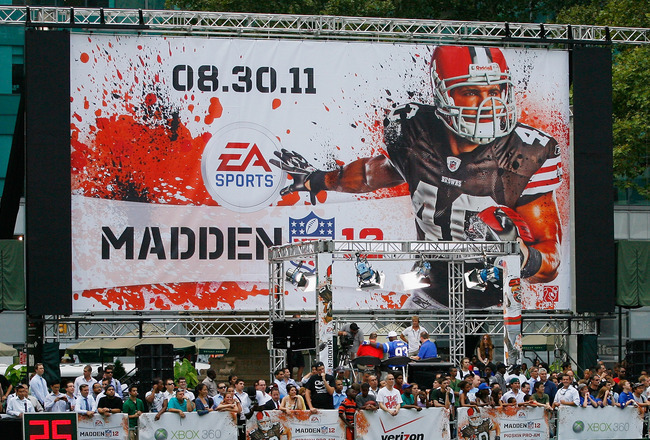 Bracketizing the NFL's Madden Cover Vote | Bleacher Report | Latest