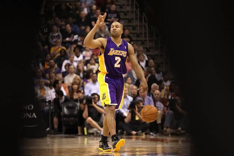 66d920389ef Derek Fisher: A Tribute to a Los Angeles Lakers Fan Favorite ...