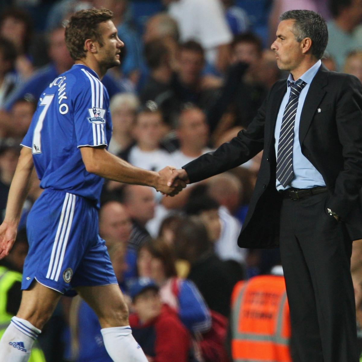 Champions League Draw: Chelsea vs. Real Madrid and ...