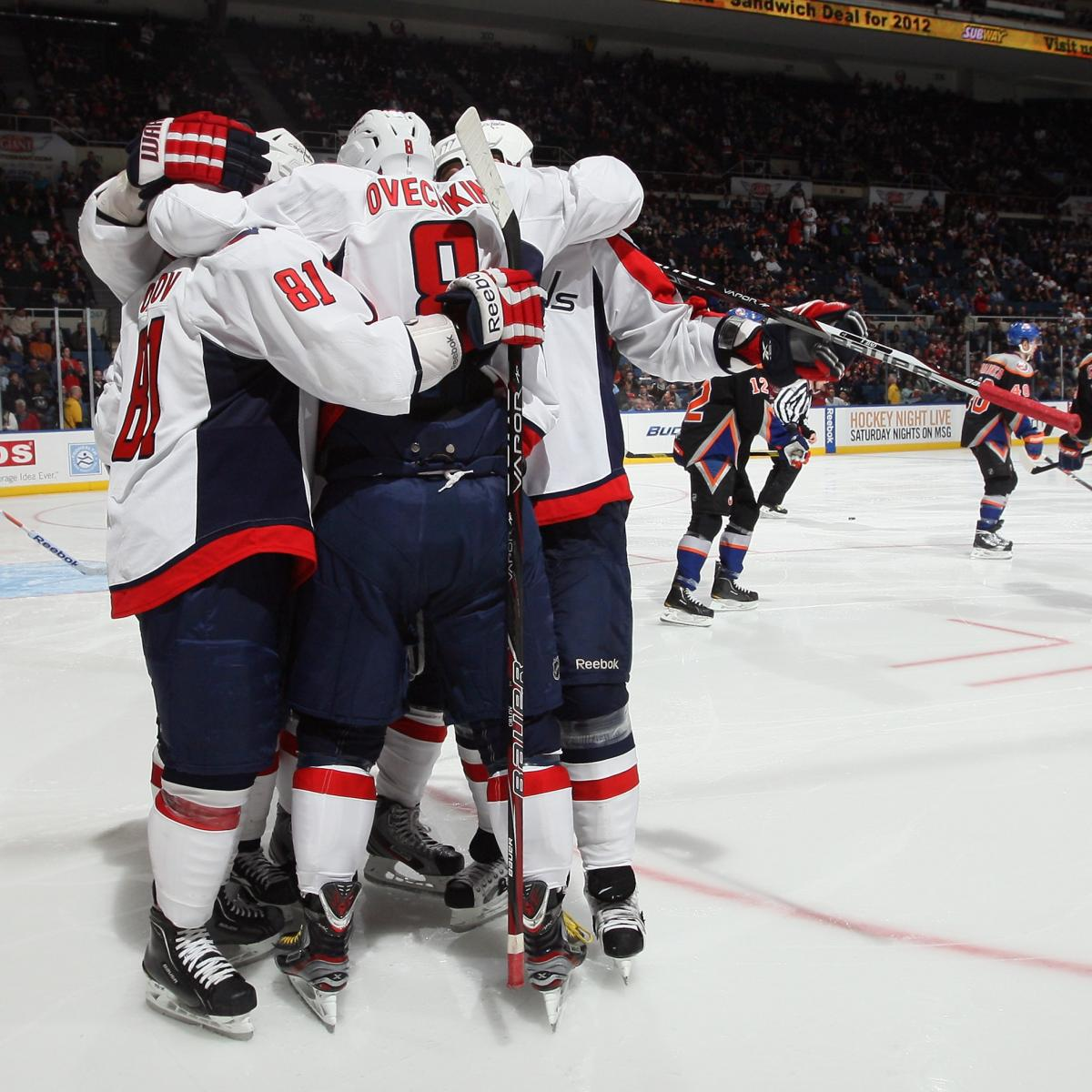 83a5ee9f111 Washington Capitals Must Continue Winning Ways in Winnipeg ...