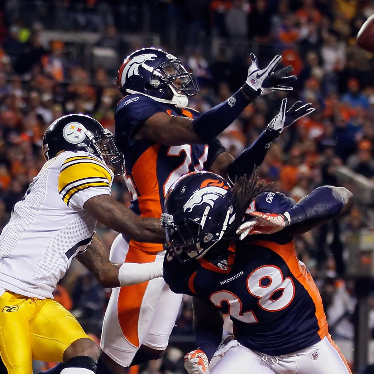Mike Wallace And What's Next For Elway, Manning And The