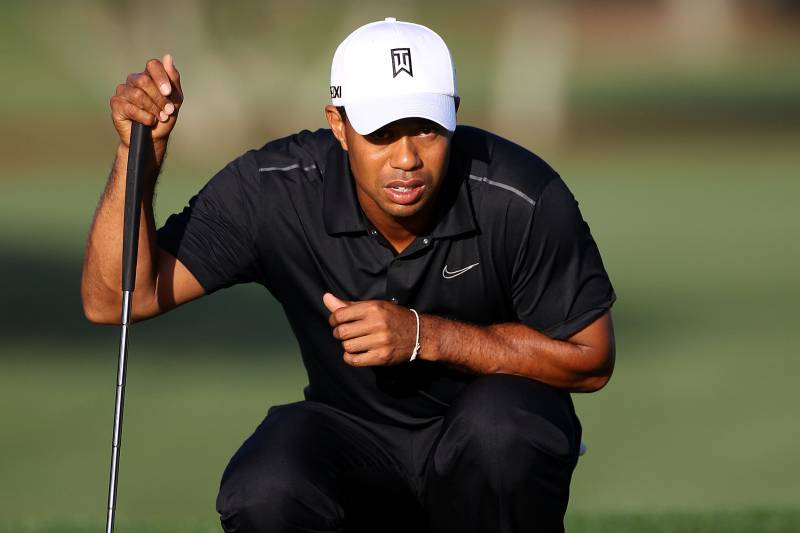 Arnold Palmer Invitational 2012: Tiger Woods Three Back, Phil Mickelson 1-over