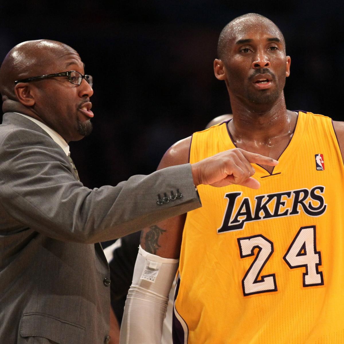 Kobe Bryant Benched: Lakers Star's Benching Is Being