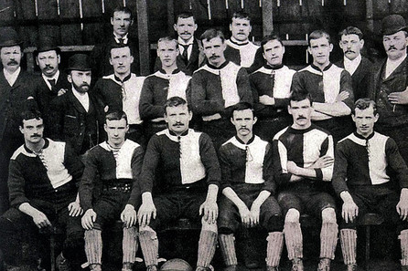 Manchester United History: 1878-1899 | Bleacher Report | Latest ...