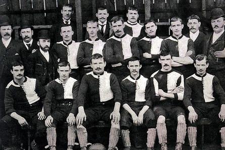 c1153e3c0 Manchester United History  1878-1899
