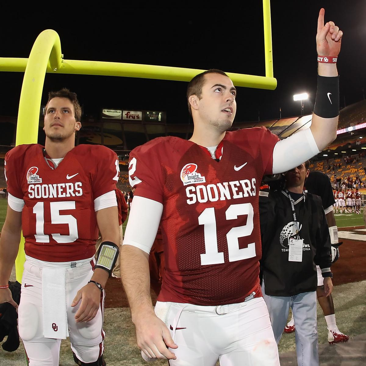 Oklahoma Football: Should the Sooners Be the Favorite To ...