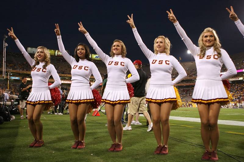 College Football Traditions: Why Are Cheerleaders Still in Use?