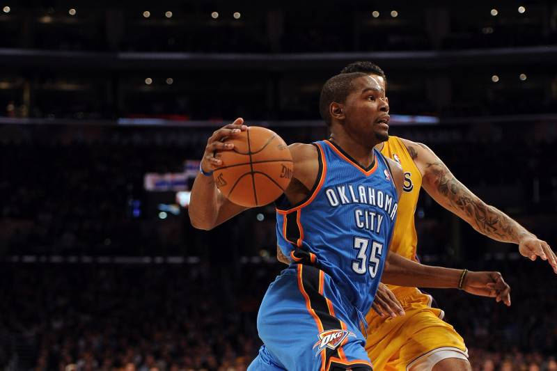 2f09398df1d0 Why Kevin Durant s Big-Game Brilliance Will Derail LeBron James  MVP ...
