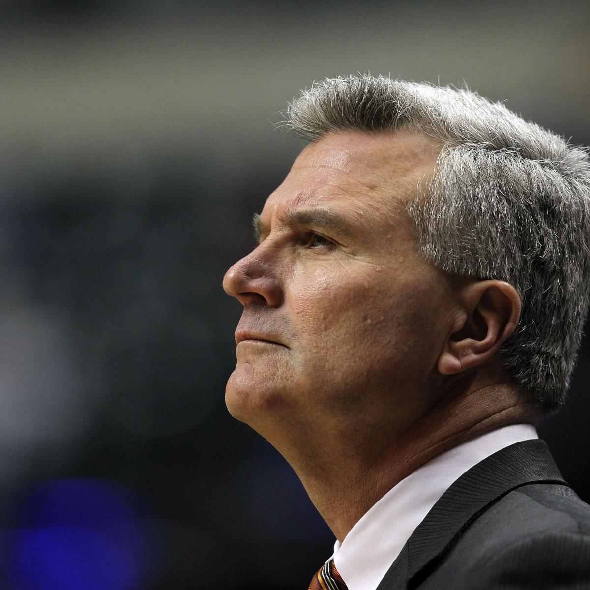 Bruce Weber: Bruce Weber To Kansas State: Rivalry With Bill Self