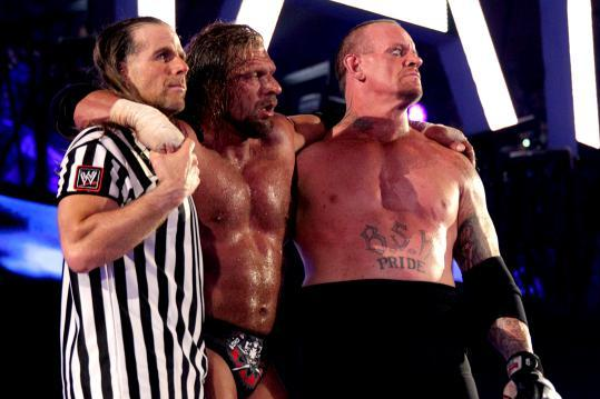 WWE WrestleMania 28 Results: Undertaker vs. Triple H Stole the ...