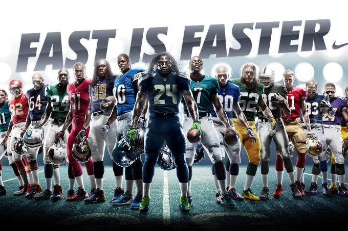 New Nike NFL Uniforms  Ranking the Best New Looks in Nike s ... 396460c7f