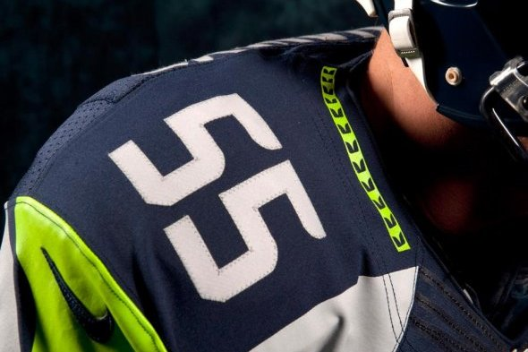 the latest 7b105 40058 Seattle Seahawks New Uniforms 2012: Seattle Gets Biggest and ...