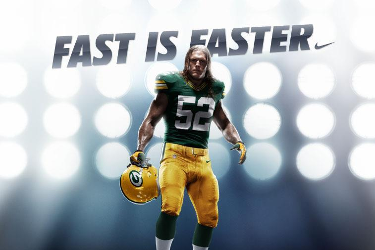 finest selection 658f8 94a5c New Nike NFL Uniforms: Grading Green Bay Packers Home 2012 ...
