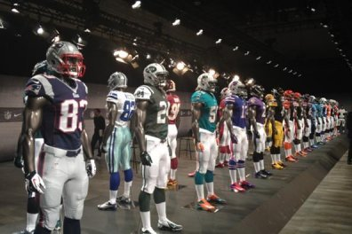 watch d1472 98624 Nike NFL Jerseys: Breaking Down the Coolest New Looks ...